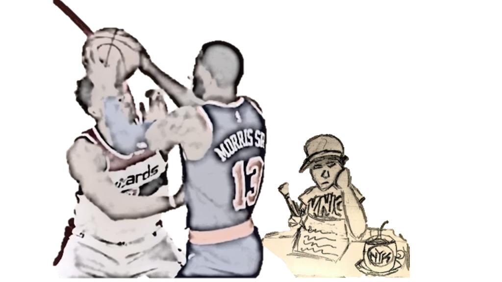 Marcus Morris Knicks